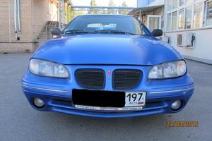 Автомобиль Pontiac Grand AM, хорошее состояние, 1996 года выпуска, цена 170 000 руб., Москва