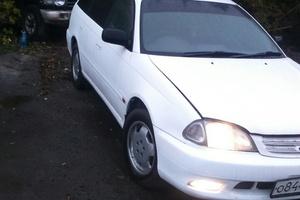 Подержанный автомобиль Toyota Caldina, отличное состояние, 2001 года выпуска, цена 250 000 руб., Челябинск