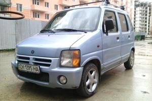 Автомобиль Suzuki Wagon R, хорошее состояние, 1998 года выпуска, цена 145 000 руб., Севастополь