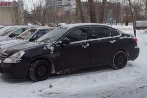 Подержанный автомобиль Nissan Almera, хорошее состояние, 2014 года выпуска, цена 450 000 руб., Казань