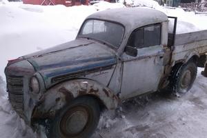 Автомобиль Москвич 401, среднее состояние, 1956 года выпуска, цена 150 000 руб., Екатеринбург