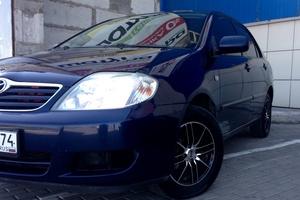Автомобиль Toyota Corolla, отличное состояние, 2005 года выпуска, цена 395 000 руб., Магнитогорск