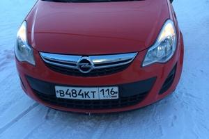 Подержанный автомобиль Opel Corsa, отличное состояние, 2011 года выпуска, цена 370 000 руб., Казань