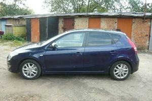 Подержанный автомобиль Hyundai i30, хорошее состояние, 2010 года выпуска, цена 355 000 руб., Казань