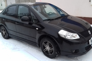 Подержанный автомобиль Suzuki SX4, отличное состояние, 2010 года выпуска, цена 490 000 руб., Раменское