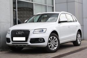 Автомобиль Audi Q5, отличное состояние, 2014 года выпуска, цена 2 170 000 руб., Красноярск