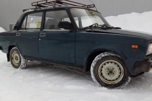Автомобиль ВАЗ (Lada) 2105, среднее состояние, 1997 года выпуска, цена 21 000 руб., Пермь