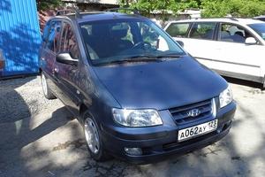 Автомобиль Hyundai Matrix, хорошее состояние, 2002 года выпуска, цена 210 000 руб., Елабуга