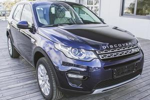 Авто Land Rover Discovery Sport, 2016 года выпуска, цена 2 918 000 руб., Москва