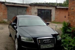 Подержанный автомобиль Audi A6, отличное состояние, 2008 года выпуска, цена 660 000 руб., Наро-Фоминск