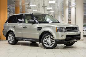 Авто Land Rover Range Rover Sport, 2009 года выпуска, цена 1 199 999 руб., Москва