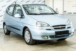 Авто Chevrolet Rezzo, 2008 года выпуска, цена 300 000 руб., Москва