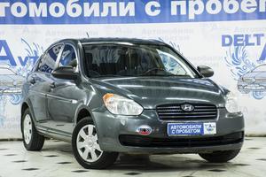 Авто Hyundai Verna, 2009 года выпуска, цена 210 000 руб., Москва