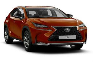 Авто Lexus NX, 2016 года выпуска, цена 3 080 763 руб., Нижний Новгород