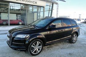Подержанный автомобиль Audi Q7, отличное состояние, 2012 года выпуска, цена 1 950 000 руб., Челябинск
