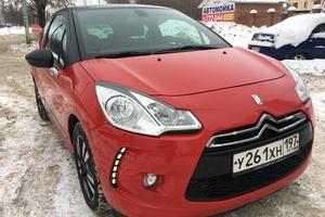 Автомобиль Citroen DS3, хорошее состояние, 2012 года выпуска, цена 575 000 руб., Москва