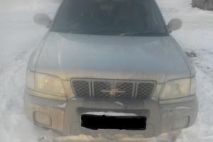 Подержанный автомобиль Subaru Forester, хорошее состояние, 2000 года выпуска, цена 300 000 руб., Чехов