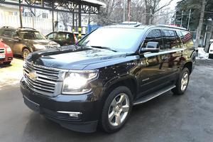 Авто Chevrolet Tahoe, 2015 года выпуска, цена 2 960 000 руб., Москва
