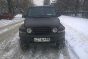 Автомобиль ТагАЗ Tager, отличное состояние, 2010 года выпуска, цена 500 000 руб., Санкт-Петербург