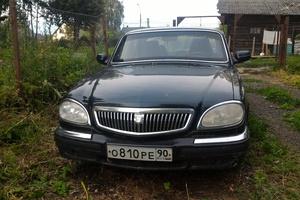 Подержанный автомобиль ГАЗ 31105 Волга, среднее состояние, 2004 года выпуска, цена 70 000 руб., Волоколамск
