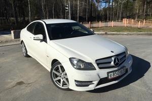 Подержанный автомобиль Mercedes-Benz C-Класс, отличное состояние, 2012 года выпуска, цена 1 200 000 руб., Сургут