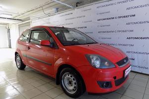 Авто Ford Fiesta, 2008 года выпуска, цена 240 000 руб., Москва