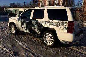 Автомобиль Chevrolet Tahoe, отличное состояние, 2012 года выпуска, цена 1 800 000 руб., Серпухов