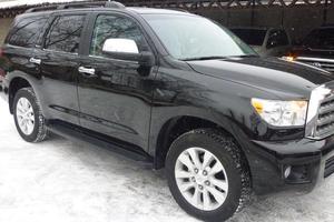 Авто Toyota Sequoia, 2016 года выпуска, цена 7 094 000 руб., Москва