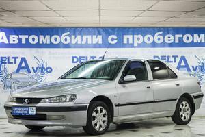 Авто Peugeot 406, 2000 года выпуска, цена 160 000 руб., Москва