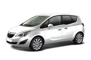 Подержанный автомобиль Opel Meriva, хорошее состояние, 2012 года выпуска, цена 465 000 руб., Сургут