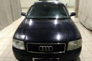 Подержанный автомобиль Audi A6, хорошее состояние, 2001 года выпуска, цена 290 000 руб., Чехов