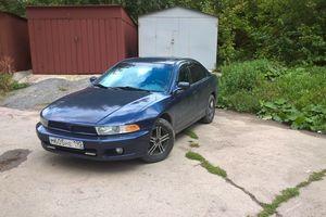 Автомобиль Mitsubishi Galant, хорошее состояние, 2000 года выпуска, цена 207 000 руб., Казань