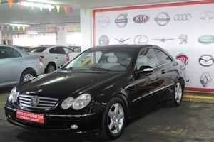 Авто Mercedes-Benz CLK-Класс, 2003 года выпуска, цена 440 000 руб., Москва