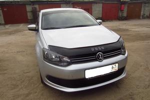 Автомобиль Volkswagen Polo, отличное состояние, 2014 года выпуска, цена 550 000 руб., Десногорск