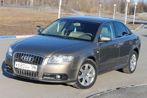 Автомобиль Audi A4, отличное состояние, 2007 года выпуска, цена 625 000 руб., Сургут