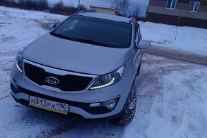 Автомобиль Kia Sportage, отличное состояние, 2011 года выпуска, цена 765 000 руб., Электрогорск
