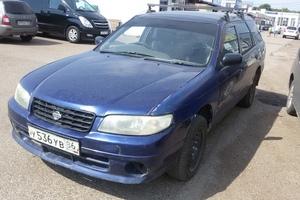 Автомобиль Nissan Expert, среднее состояние, 2001 года выпуска, цена 80 000 руб., Стерлитамак