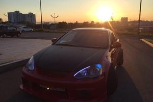 Автомобиль Honda Integra, отличное состояние, 2001 года выпуска, цена 450 000 руб., Владивосток