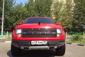 Автомобиль Ford F-Series, хорошее состояние, 2012 года выпуска, цена 3 200 000 руб., Москва