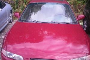 Автомобиль Mazda Xedos 6, битый состояние, 1992 года выпуска, цена 70 000 руб., Сочи