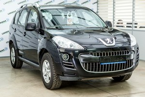 Авто Peugeot 4007, 2010 года выпуска, цена 615 000 руб., Москва