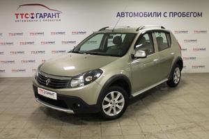 Авто Renault Sandero, 2010 года выпуска, цена 482 900 руб., Казань