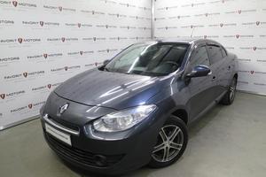 Авто Renault Fluence, 2011 года выпуска, цена 369 999 руб., Москва
