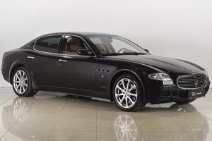 Авто Maserati Quattroporte, 2005 года выпуска, цена 1 580 000 руб., Москва