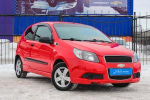 Подержанный автомобиль Chevrolet Aveo, отличное состояние, 2010 года выпуска, цена 294 000 руб., Челябинск