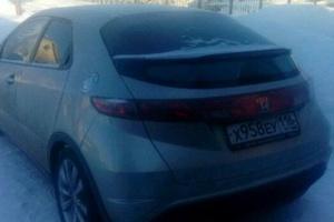 Автомобиль Honda Civic, отличное состояние, 2008 года выпуска, цена 450 000 руб., Казань