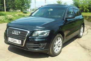 Автомобиль Audi Q5, отличное состояние, 2012 года выпуска, цена 1 300 000 руб., Иркутск
