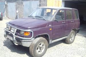 Автомобиль УАЗ 3160, среднее состояние, 1999 года выпуска, цена 155 000 руб., Краснотурьинск