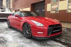Автомобиль Nissan GT-R, отличное состояние, 2014 года выпуска, цена 4 400 000 руб., Москва