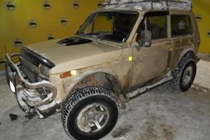 Авто ВАЗ (Lada) 2123, 1990 года выпуска, цена 60 000 руб., Самара